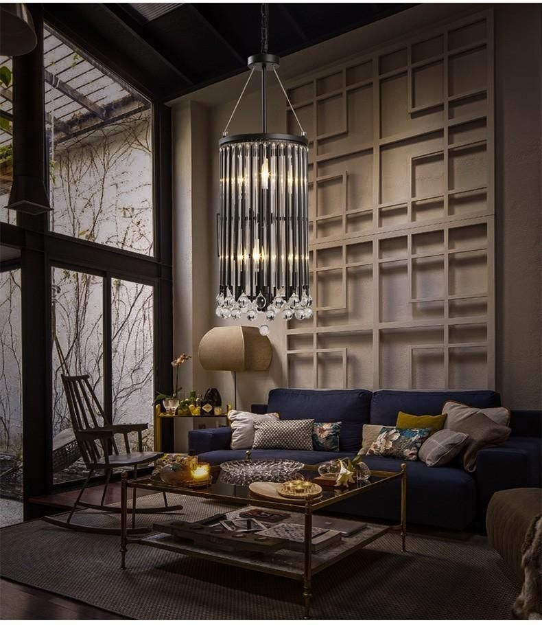 Buy Industrial Style Pendant Lamp And Wall Light At Lifeix: Buy Modern Crystal Pendant Lights