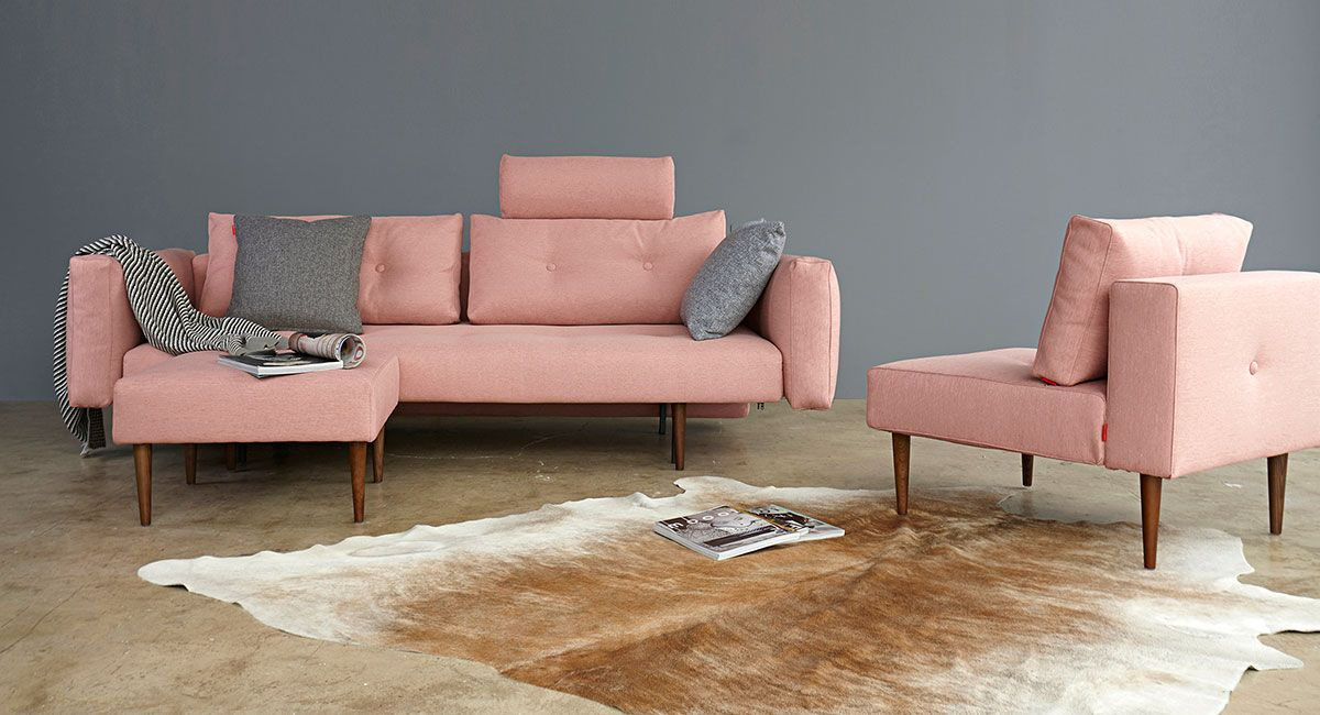Innovation Danish design sofa beds for small living