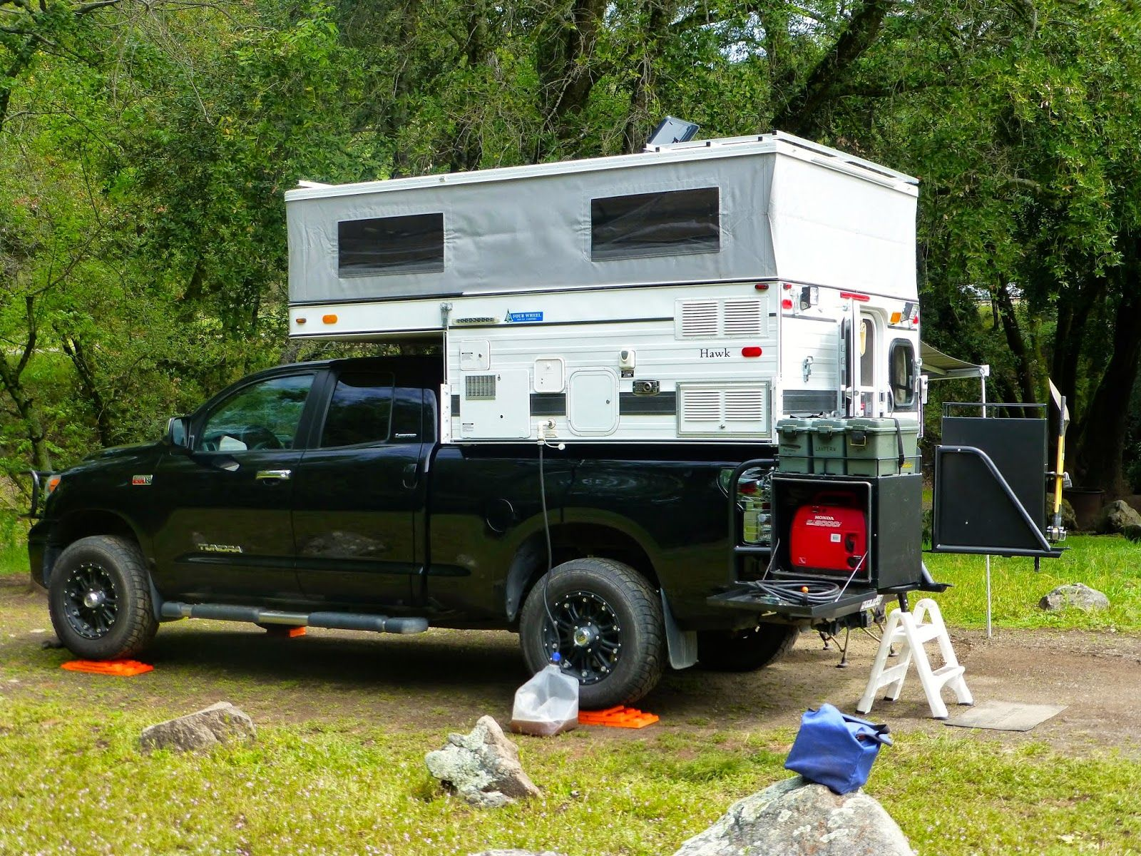 Rear Camper Bumper Storage Pictures To Pin On Pinterest