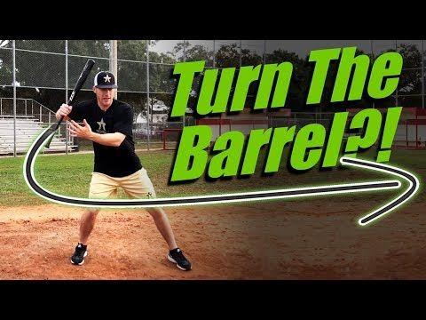 "Photo of MLB Hitter explains ""Turning The Barrel"" (with Antonelli Baseball)"