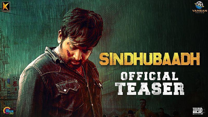 Sindhubaadh Movie Official Teaser