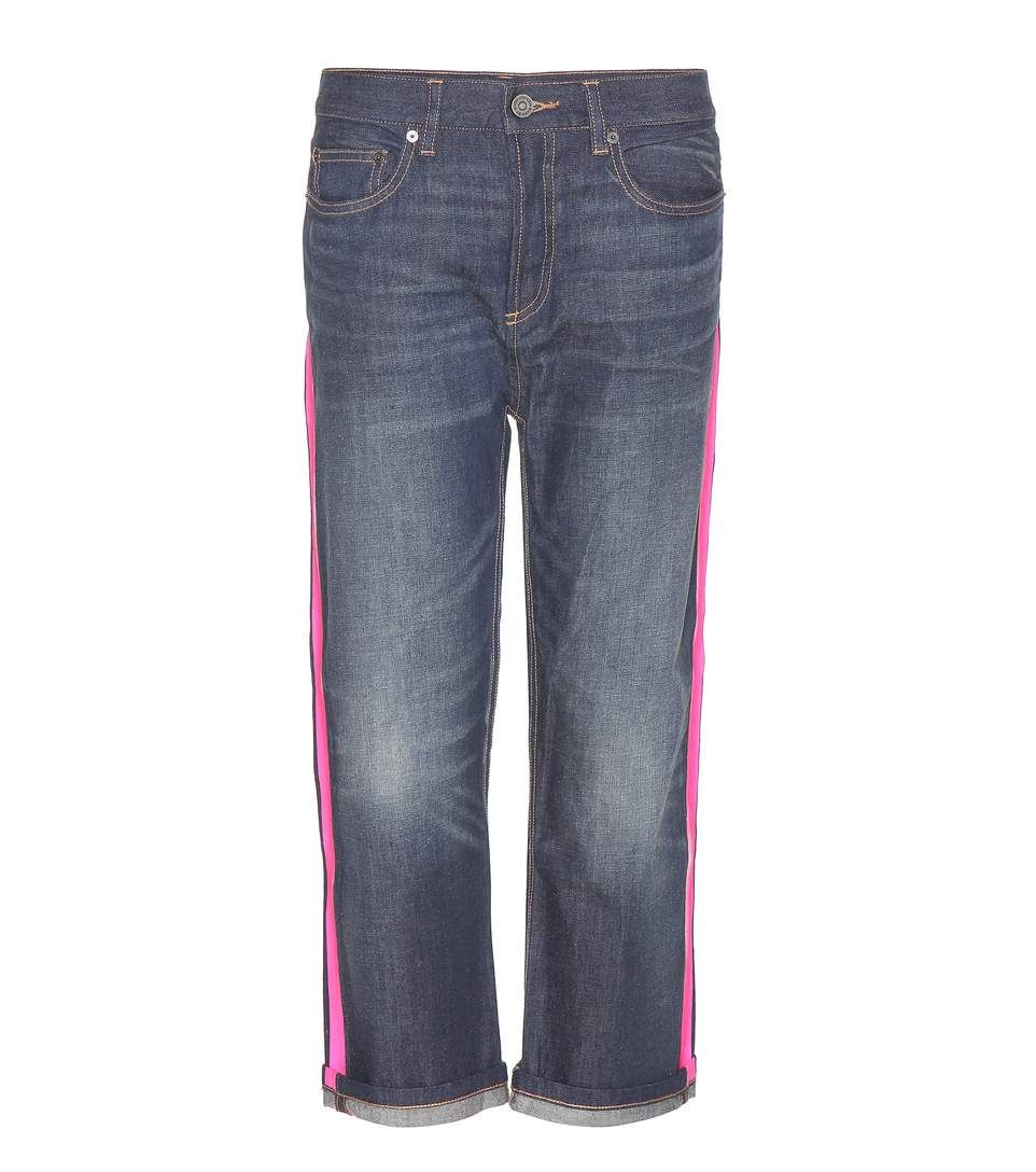 MARC BY MARC JACOBS Annie Boyfriend Jeans. #marcbymarcjacobs #cloth #clothing