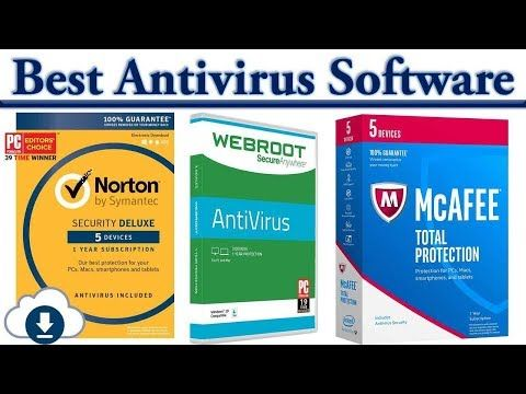 antivirus for 5 computers