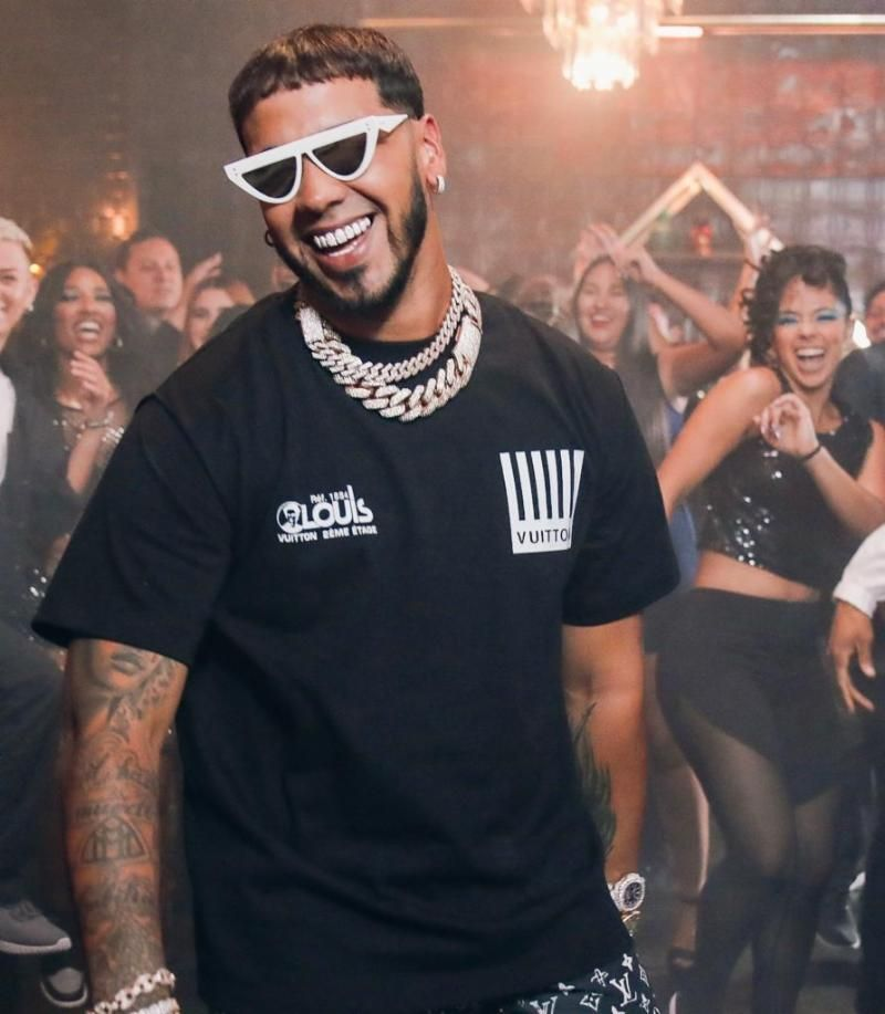 Anuel Aa Wallpapers Aesthetic Pictures Celebrity Wallpapers Music Album Cover