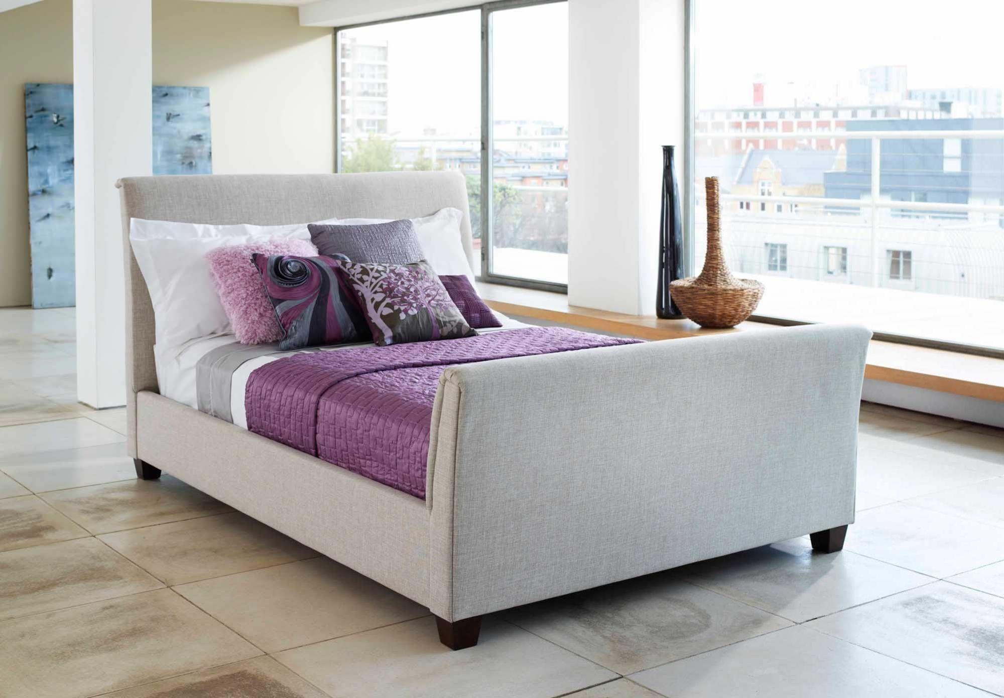 King size austen bedstead bedsteads bedroom - Furniture village bedroom furniture ...