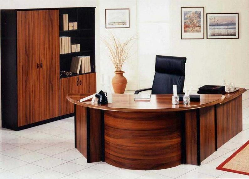 Executive Office Furniture Layout Ideas