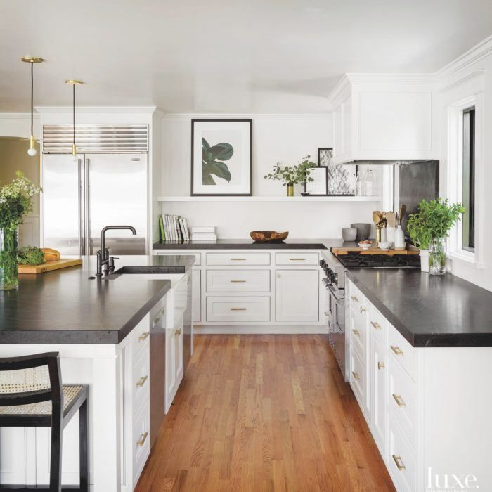 A Seattle Tudor Revival Receives A Charming Makeover