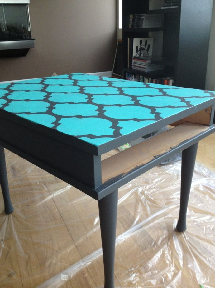 Superior DIY: How To Paint Wood Furniture   Style Every Day   St. Louis Fashion