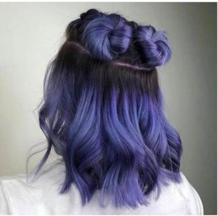 Lavender Hair is The Unexpected Color Trend We Can