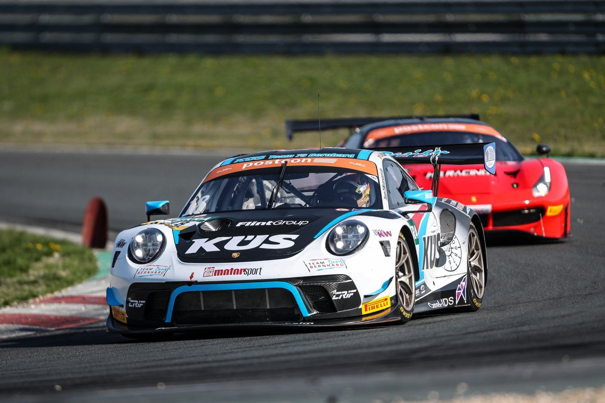 Adac Gt Masters On