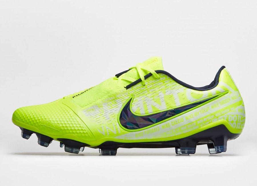 Nike Phantom Venom Elite Fg New Lights Volt Volt Obsidian Nikefootball Nikesoccer Soccer Boots Football Boots Nike