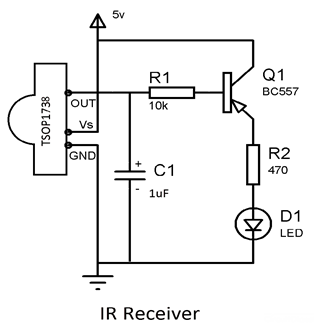 4391d1b8dcb06c3bed30e45f4f8fc4c4 irtransmitter and receiver circuit is an electronic traffic Basic Electrical Wiring Diagrams at pacquiaovsvargaslive.co
