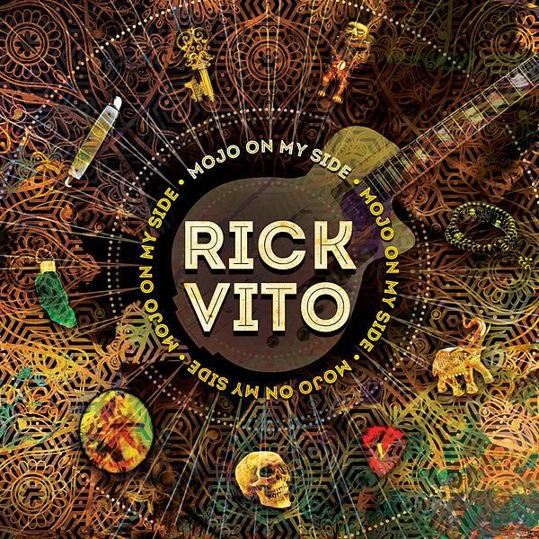 RICK VITO - Mojo On My Side