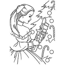 Top 20 Free Printable Nutcracker Coloring Pages Online ...