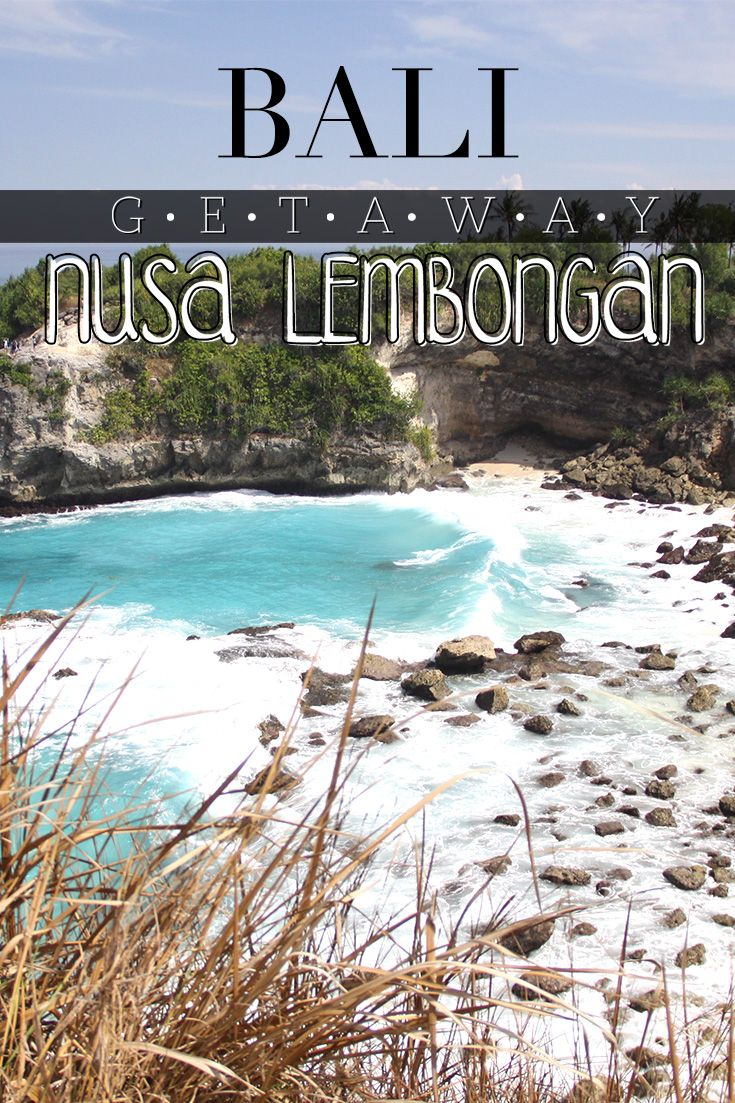The ultimate Nusa Lembongan travel guide and tips for backpackers on what to do and see in Bali, Indonesia. Get ready for jumping cliff at Nusa Ceningan!