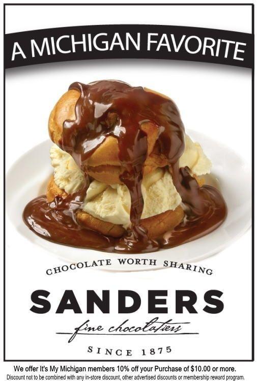 Sanders bumpy cake recipe detroit news