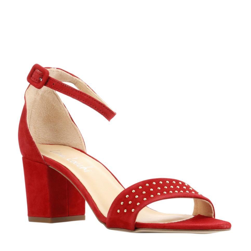 Lina Locchi Sandales Pour Femmes (rouge) 0N3PZDkm