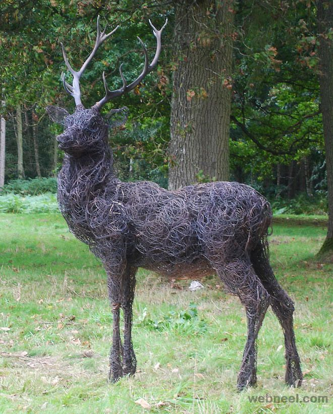25 Beautiful Wire Sculptures around the world for your inspiration ...