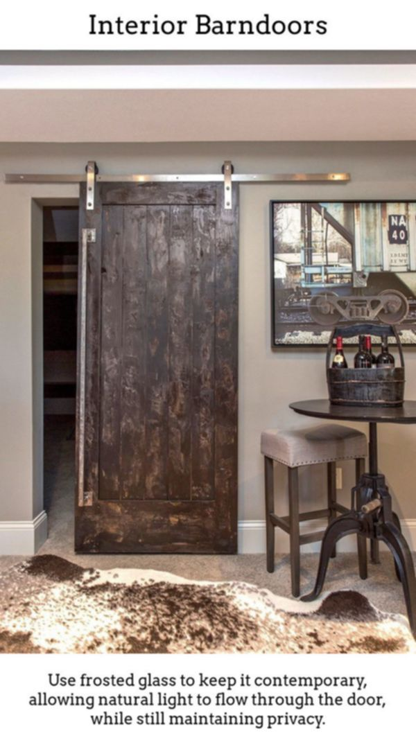 Interior Barndoors Gliding Barn Doors Are Not Only Meant For Country Barns Nowadays They Can Be Convenient Truly Useful Pl Home Barn Doors Sliding Barn Door