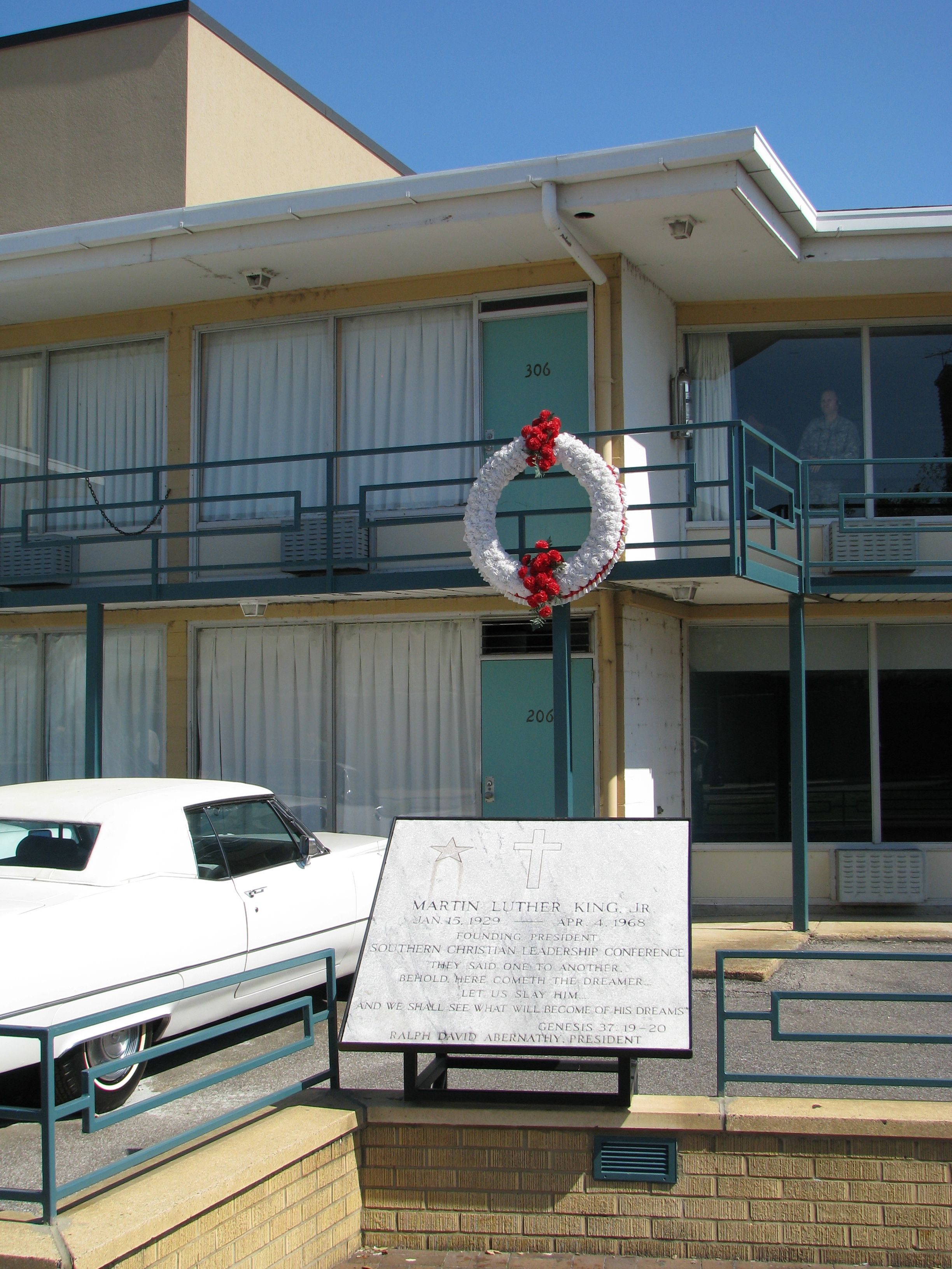 National Civil Rights Museum At The Lorraine Motel Memphis Tn The