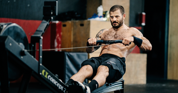 Mat Fraser Rowing Recovery For Crossfitters Crossfit Mobility Crossfit Workouts Crossfit Body