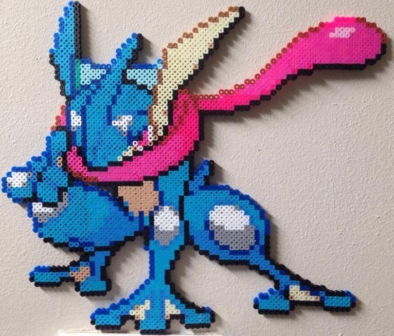 Pixel Art Amphinobi