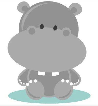 Hipopotamo Con Imagenes Hipopotamos Dibujo Dibujos De