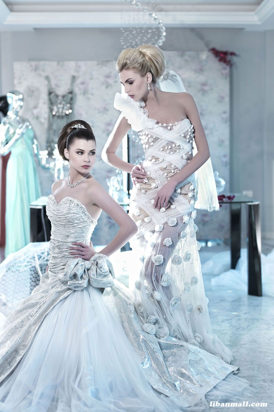 Tamara Nasr Wedding Dress, Lebanese Designer | Outfits I love ...