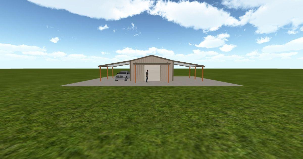 Cool 3D #marketing http://ift.tt/2aerCLq #barn #workshop #greenhouse #garage #roofing #DIY