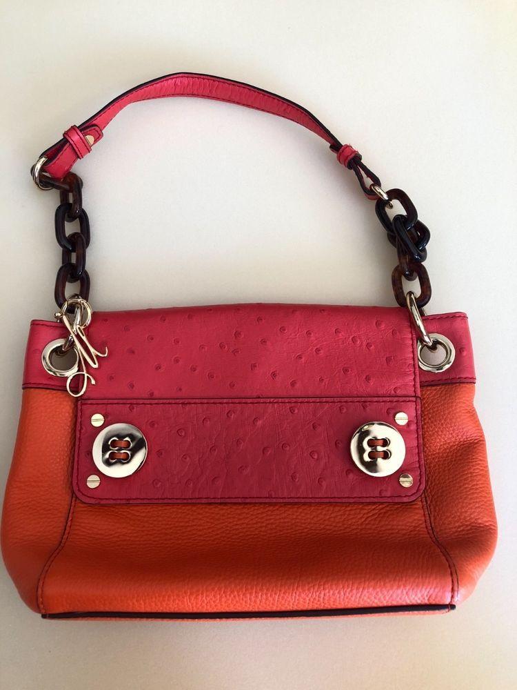 Milly Women S Red Blake Medium Satchel Fashion Clothing Shoes Accessories Womensbagshandbags Ebay Link