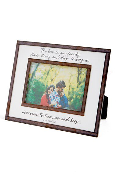 Ben's Garden Ben's Garden 'Love in Our Family' Picture Frame available at #Nordstrom