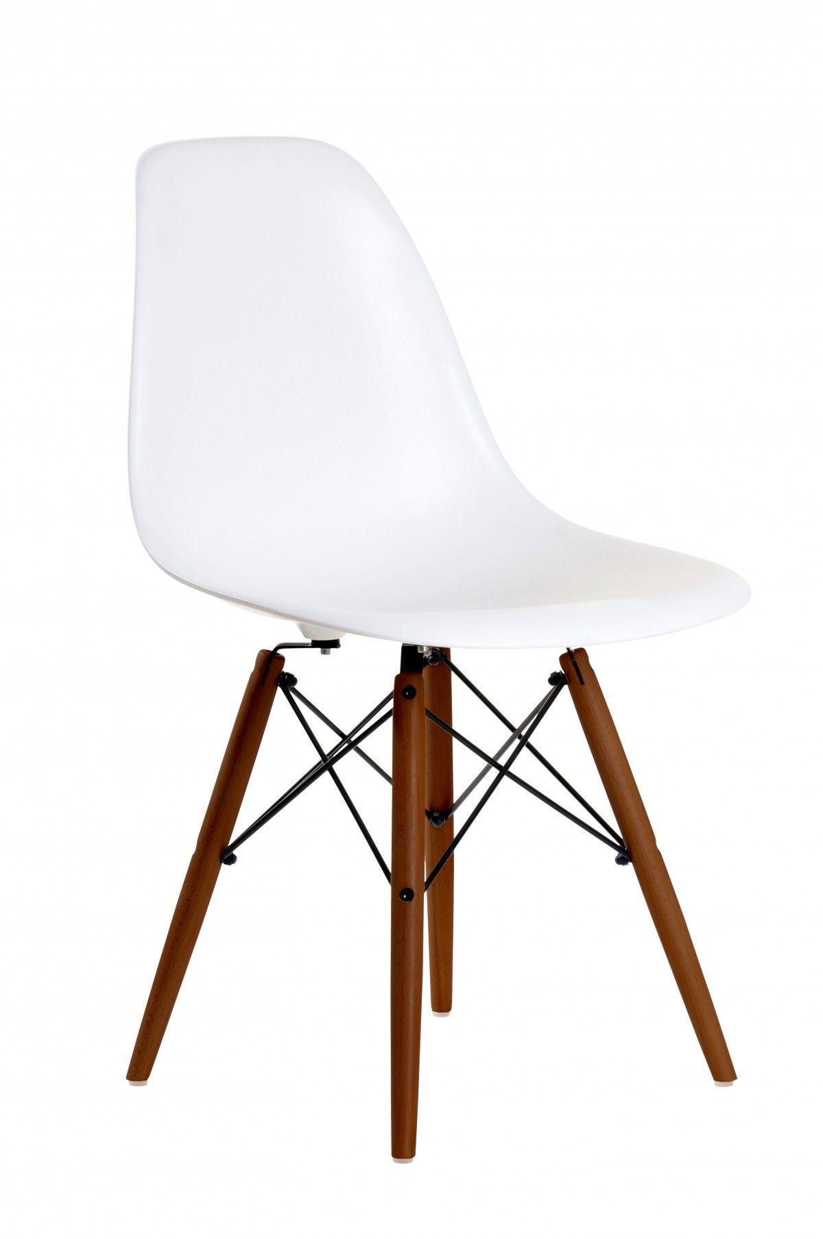 Eames DSW style chair / Walnut Base - Stühle - Stühle   Goodfurn ...