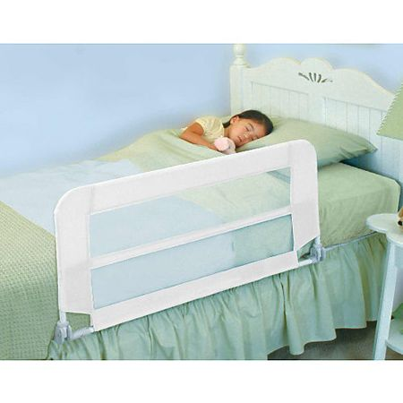 Bed Rails Set Of 2 Extra Tall For Added Safety Patented Anchor