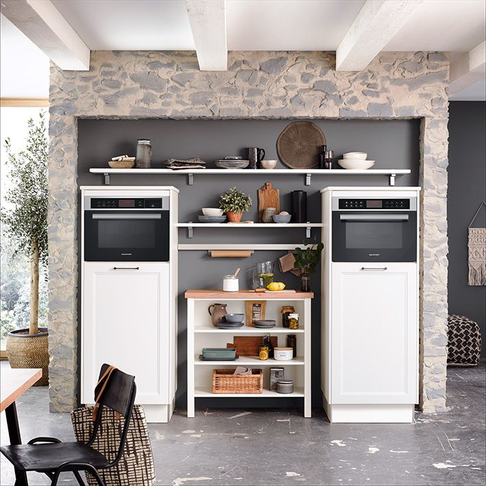 OPEN SHELVES MAKE KITCHEN MORE OPEN AND ARE GREAT WAY TO ...