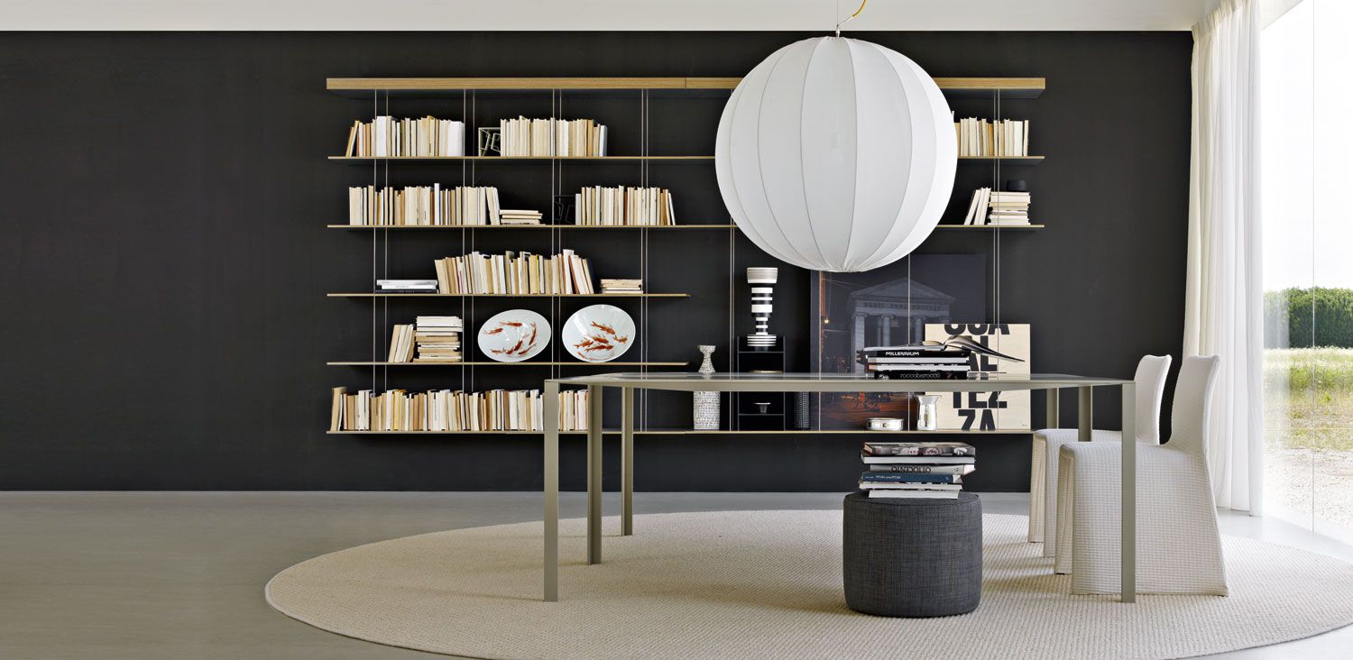 Molteni c graduate shelf jean nouvel furnishings for Soggiorni molteni