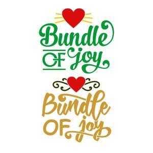 Download Bundle of Joy SVG Cuttable Design | Cutting tables ...