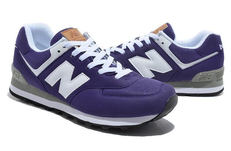 purple new balance 574