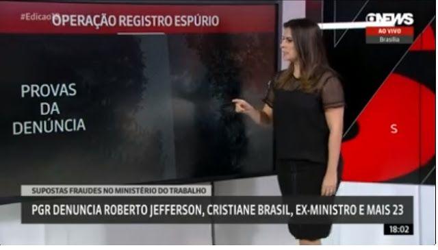 Pgr Denuncia Jefferson Cristiane Brasil Ex Ministro E Mais 23