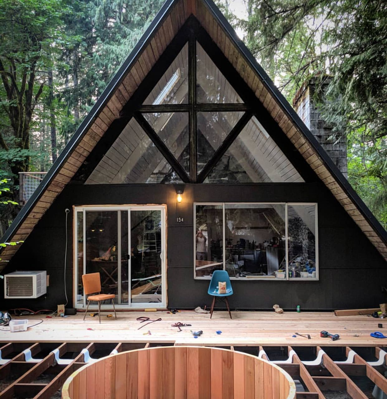 frame house tiny design living deck also pin by manhatten stock on our in rh pinterest