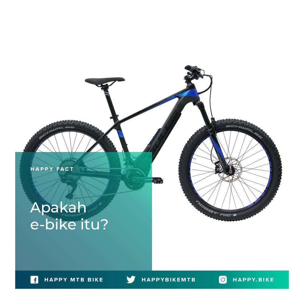 Apakah E Bike Itu E Bike Atau Electric Bike Adalah Sepeda Yang