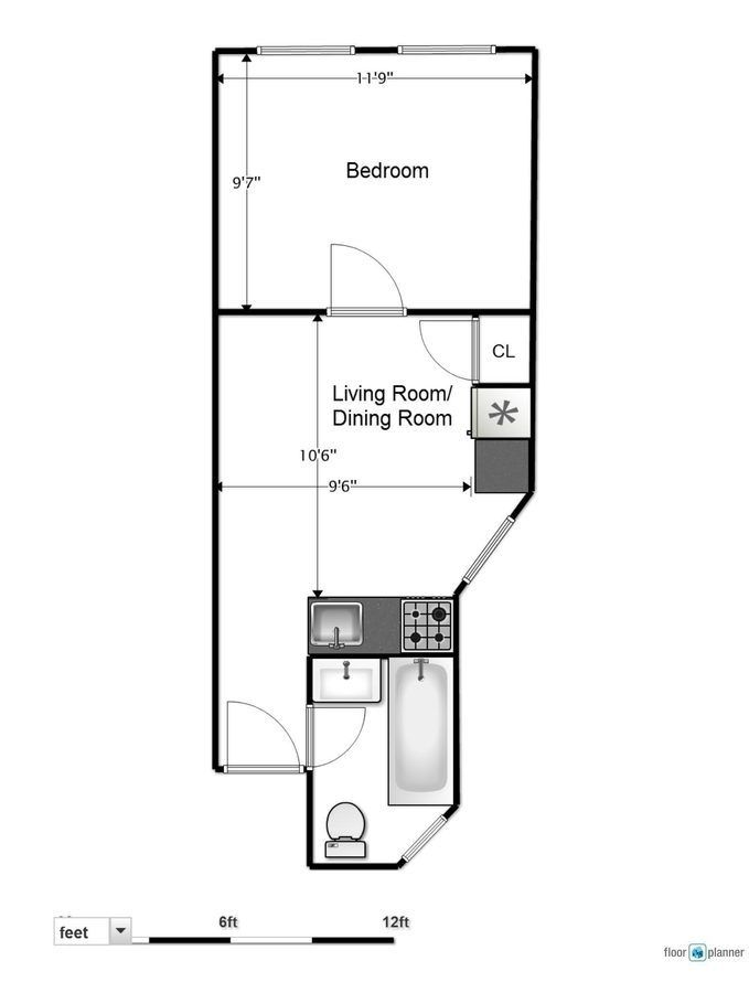 How To Cram Big Ideas Into A 250 Square Foot Apartment House Plans Bungalow Style House Plans How To Plan