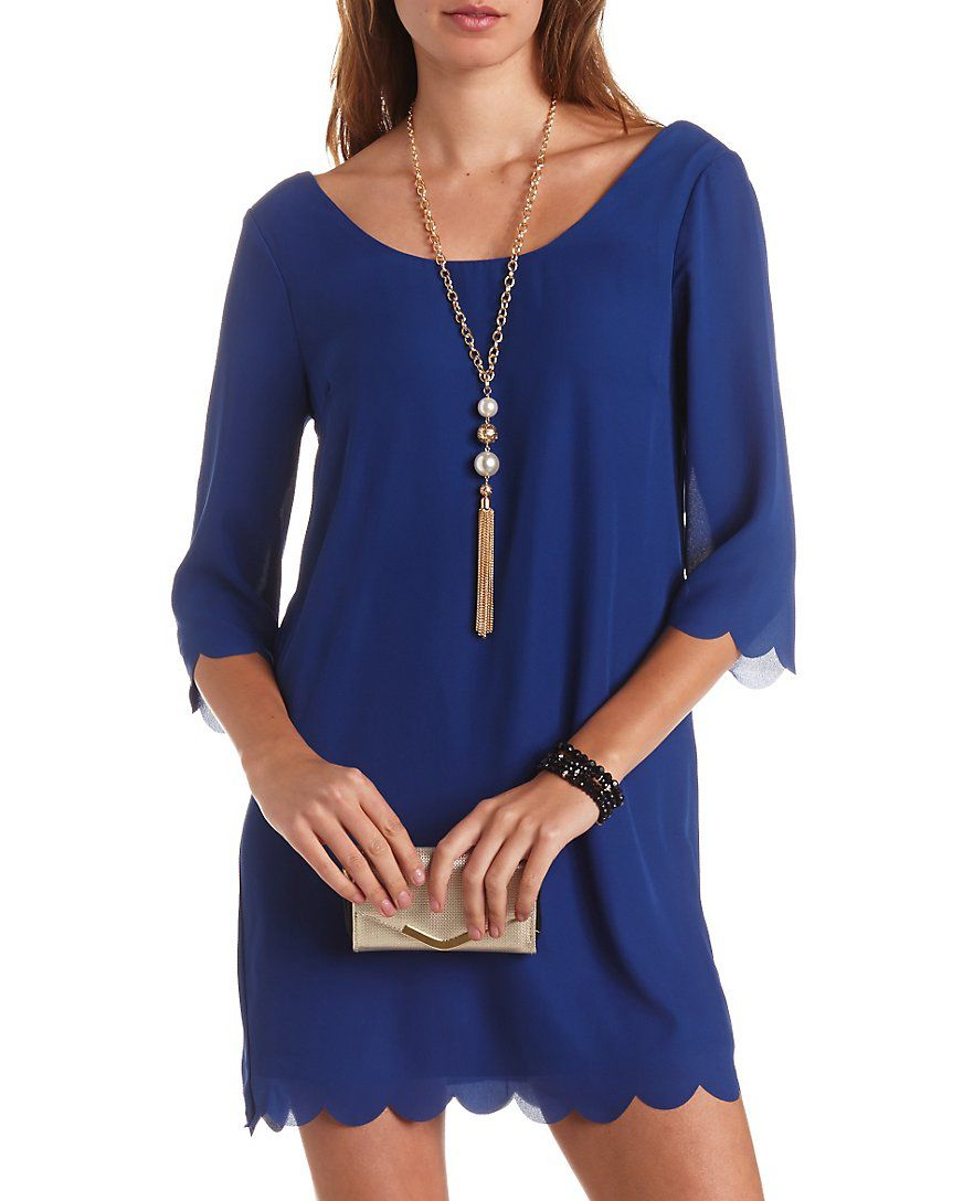 Shop Blue Half Sleeve V Back Shift Dress online. Sheinside offers Blue Half Sleeve V Back Shift Dress & more to fit your fashionable needs. Free Shipping Worldwide!