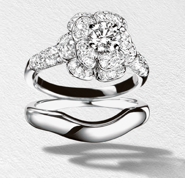 Chanel Bridal Ringspotters Engagement Ring IdeasRingspotters