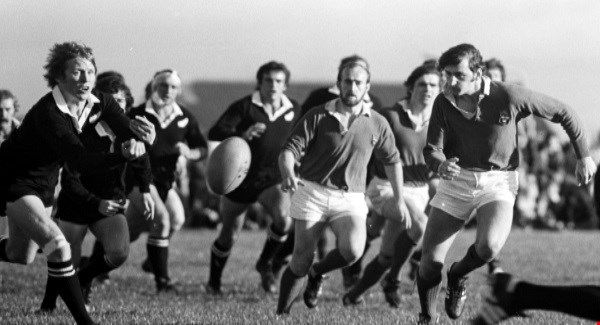 Munster V All Blacks 1978 We Were Facing A Team Of Kamikaze Tacklers Face A Team All Blacks Teams