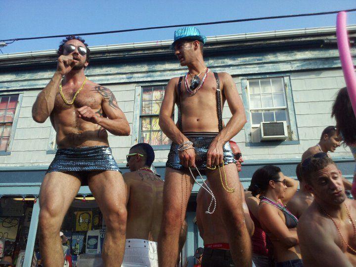 provincetown gay parade