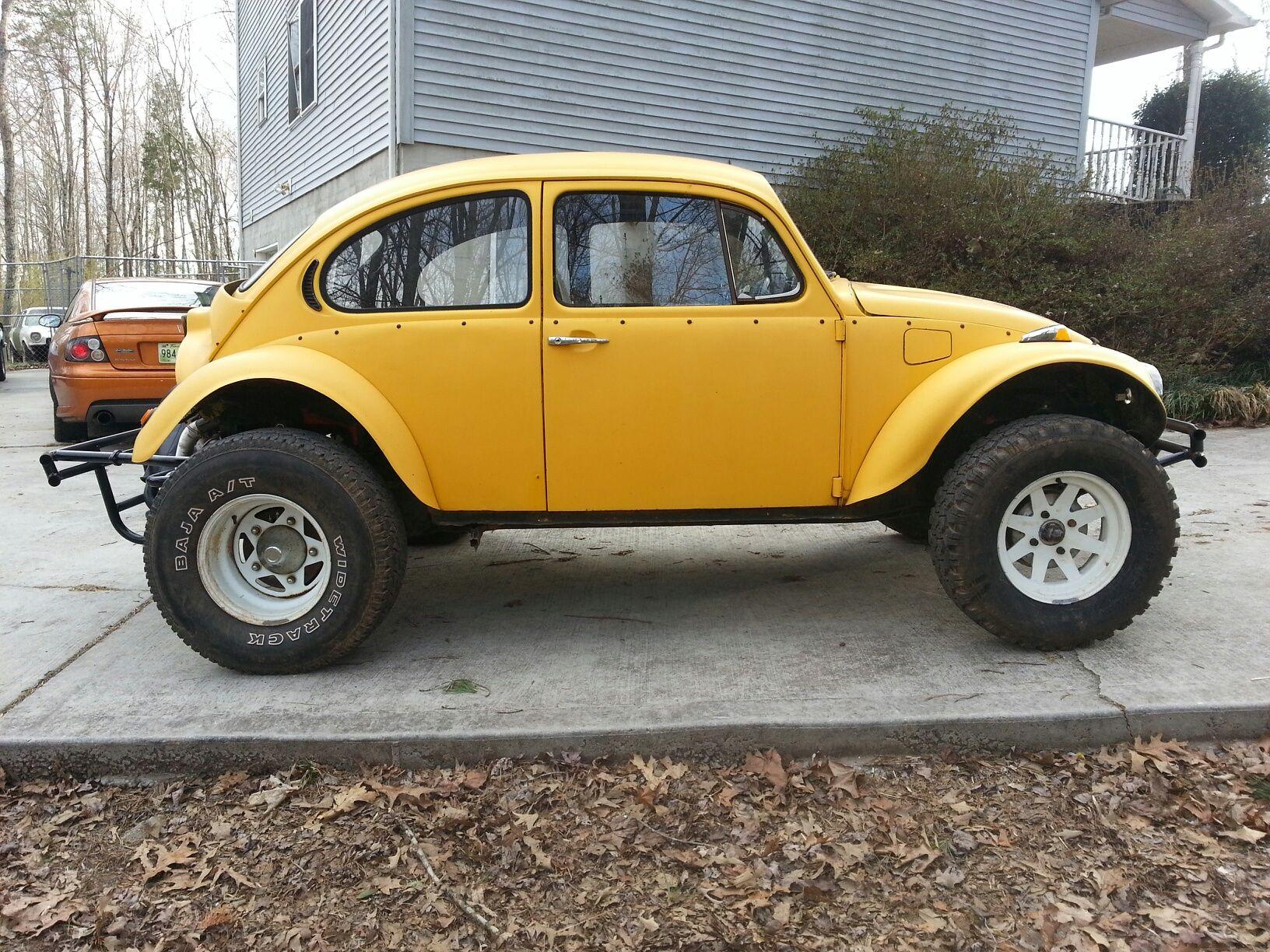 vw baja lift kit another bugdewde 1976 volkswagen beetle post favorite rides air cooled. Black Bedroom Furniture Sets. Home Design Ideas