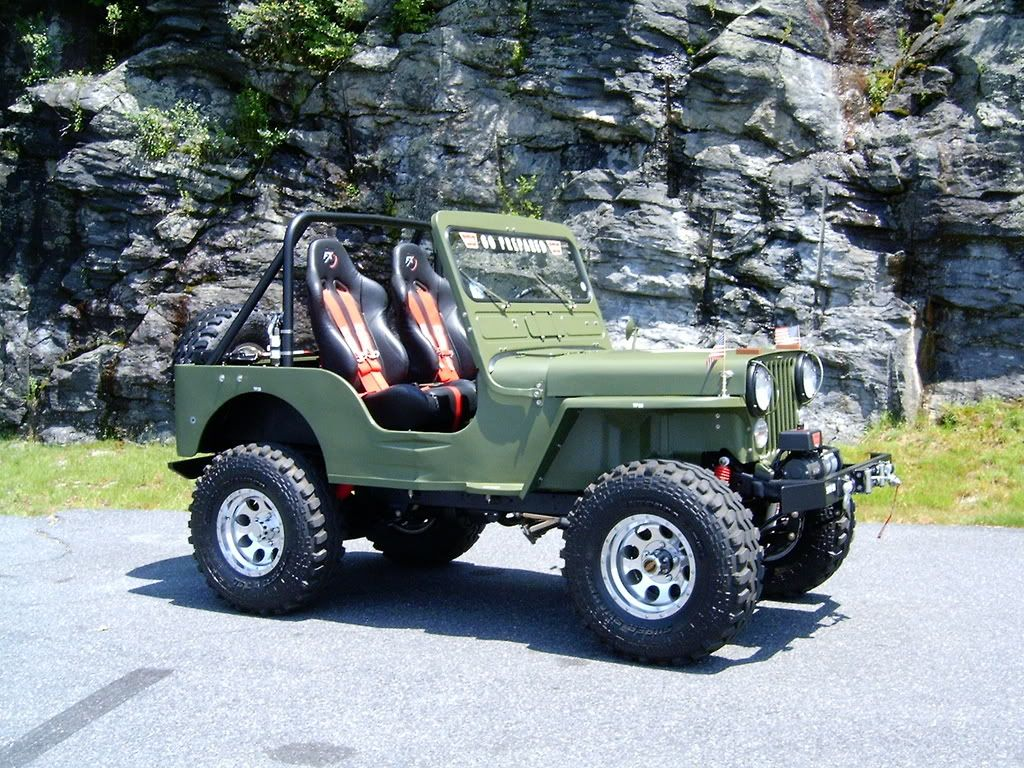 Unofficial Willys Forum