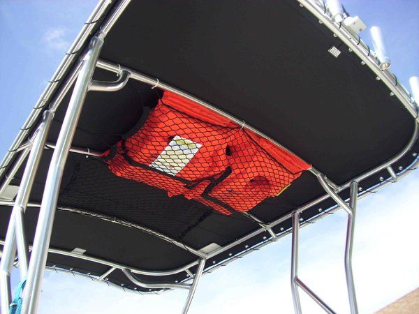 Bungee Storage Pockets Boat T Top Google Search