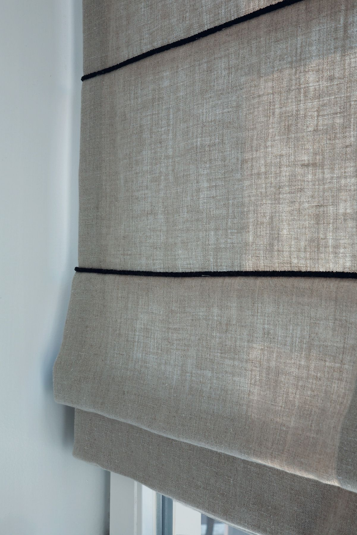 Diy Blinds Online Decorate Your Windows With A Tailored Textured Look For