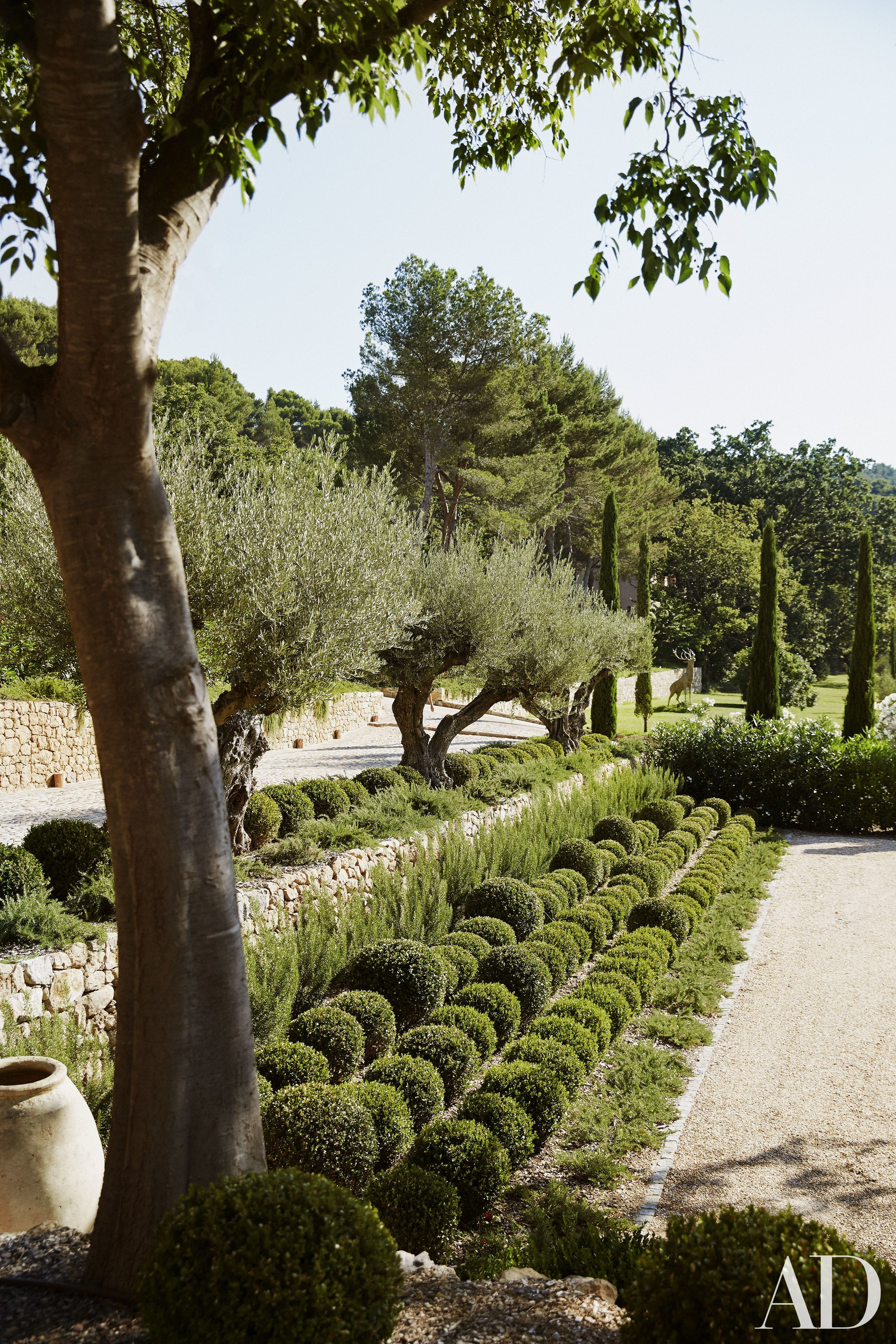 Frederic Fekkai S Gorgeous Vacation Home In The South Of France